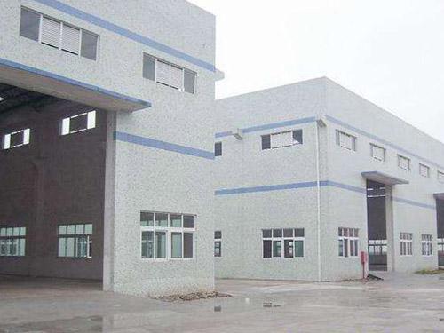 马鞍山花山区工厂装修外立面的装修和设计
