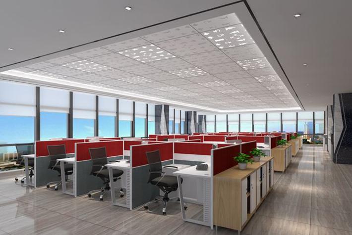 鼓楼区办公室装修如何确定装修风格?