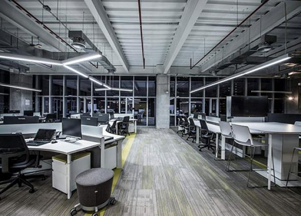 芜湖市办公室铺地毯好还是铺木地板比较好?